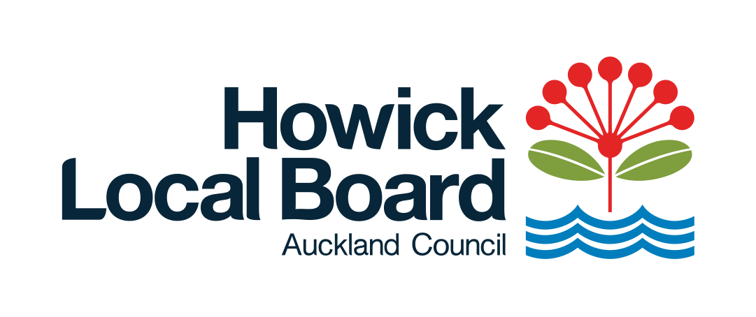 Howick Local Board Logo